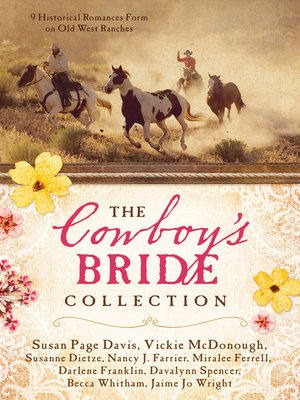 cover image of The Cowboy's Bride Collection