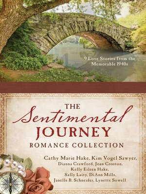 cover image of A Sentimental Journey Romance Collection