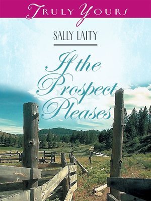cover image of If the Prospect Pleases