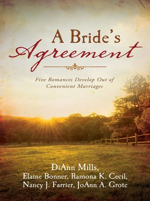 cover image of A Bride's Agreement