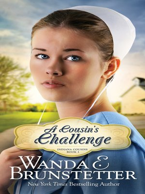 cover image of A Cousin's Challenge