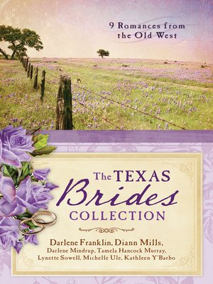 cover image of Texas Brides Collection