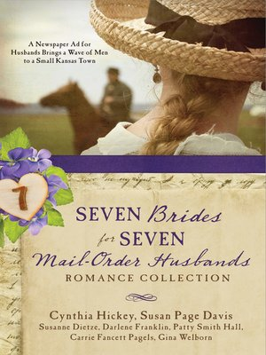 cover image of Seven Brides for Seven Mail-Order Husbands Romance Collection