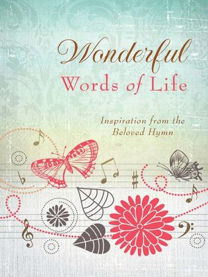 cover image of Wonderful Words of Life