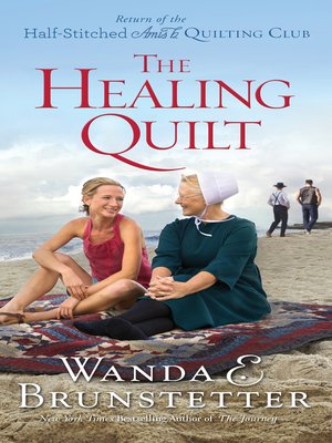 cover image of The Healing Quilt