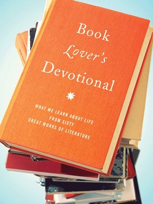 cover image of The Book Lover's Devotional