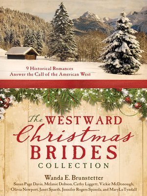 cover image of The Westward Christmas Brides Collection