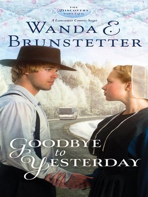 cover image of Goodbye to Yesterday