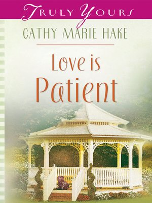 cover image of Love Is Patient
