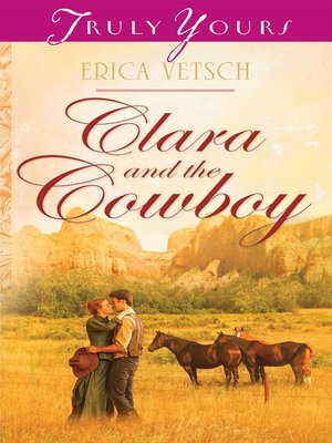 cover image of Clara and the Cowboy