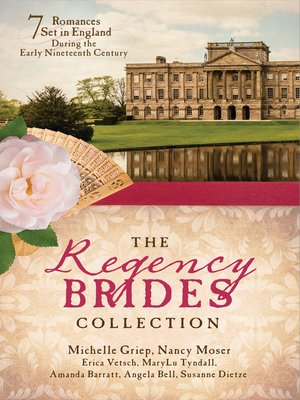 cover image of The Regency Brides Collection