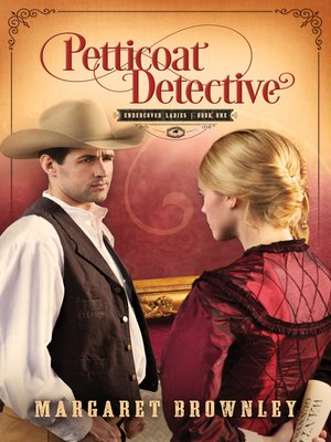 cover image of Petticoat Detective