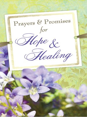 cover image of Prayers & Promises for Hope & Healing