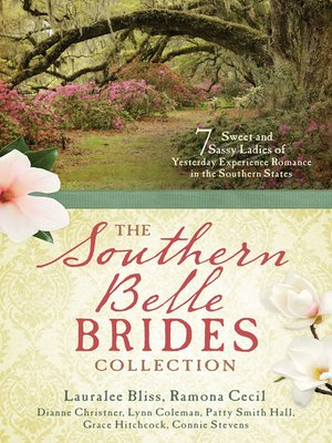 cover image of The Southern Belle Brides Collection