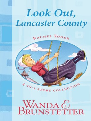 cover image of Look Out, Lancaster County