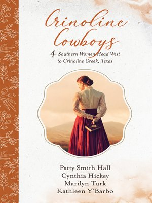cover image of Crinoline Cowboys