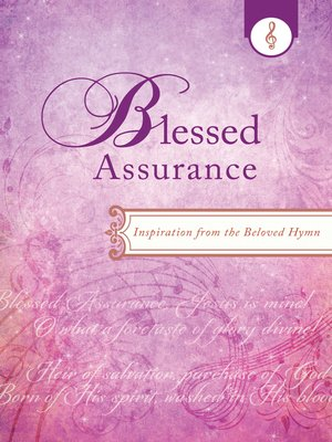cover image of Blessed Assurance