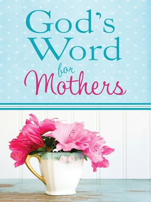 cover image of God's Word for Mothers