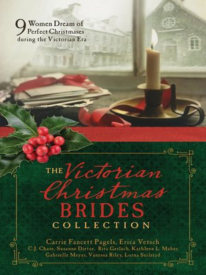 cover image of The Victorian Christmas Brides Collection