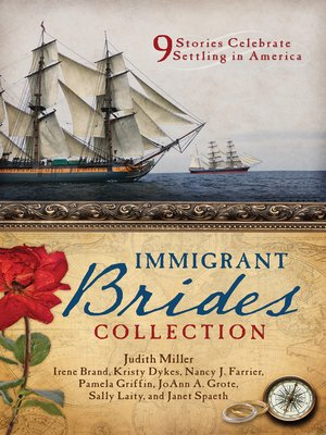 cover image of The Immigrant Brides Collection