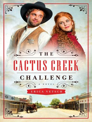 cover image of The Cactus Creek Challenge