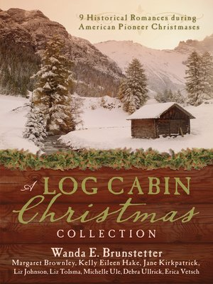 cover image of Log Cabin Christmas
