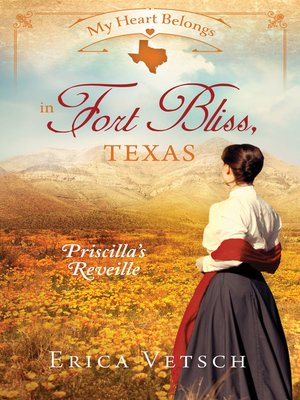 cover image of My Heart Belongs in Fort Bliss, Texas