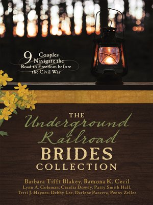 cover image of The Underground Railroad Brides Collection