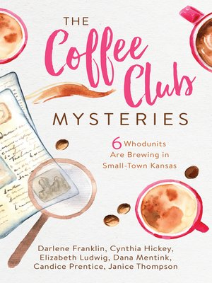 cover image of The Coffee Club Mysteries