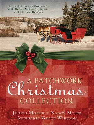 cover image of Patchwork Christmas
