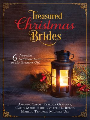 cover image of Treasured Christmas Brides