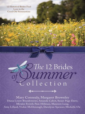 cover image of The 12 Brides of Summer Collection