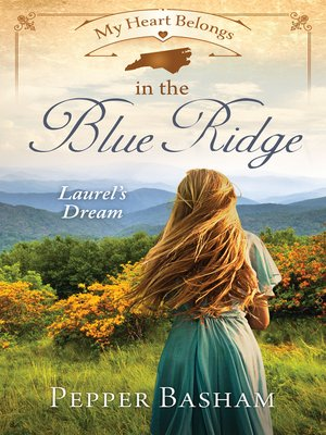 cover image of My Heart Belongs in the Blue Ridge