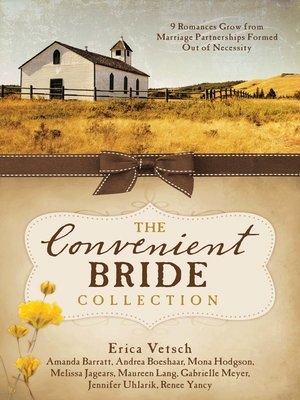 cover image of The Convenient Bride Collection