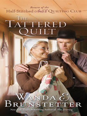 cover image of Tattered Quilt: The Return of the Half-Stitched Amish Quilting Club