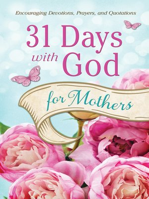 cover image of 31 Days with God for Mothers
