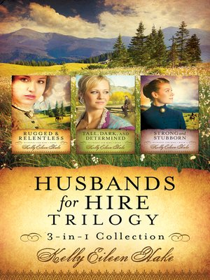 cover image of Husbands for Hire Trilogy
