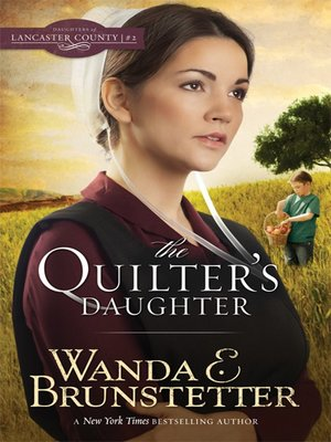 cover image of The Quilter's Daughter