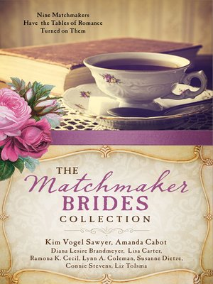 cover image of The Matchmaker Brides Collection