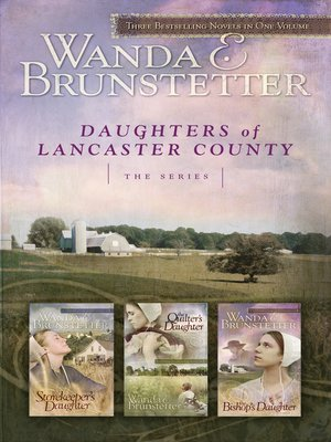 cover image of Daughters of Lancaster County