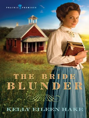 cover image of The Bride Blunder
