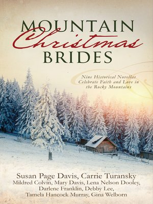 cover image of Mountain Christmas Brides