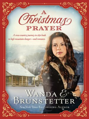 cover image of A Christmas Prayer