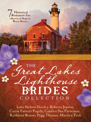 cover image of The Great Lakes Lighthouse Brides Collection