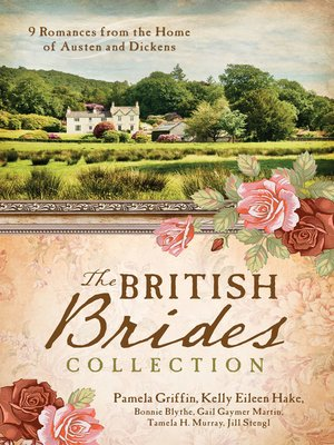 cover image of British Brides Collection