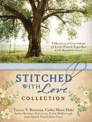 cover image of Stitched with Love Collection