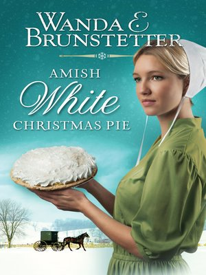 cover image of Amish White Christmas Pie