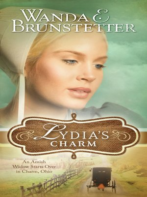 cover image of Lydia's Charm
