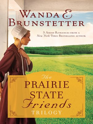 cover image of The Prairie State Friends Trilogy