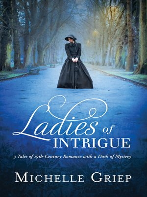 cover image of Ladies of Intrigue